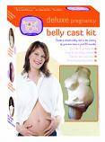 Deluxe Pregnancy Belly Cast Kit