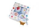 4PC  Cupcake Onesie