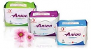 Anion 10 pack day pads