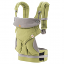 Ergo Baby 360^ 4-Position Baby Carrier- Green